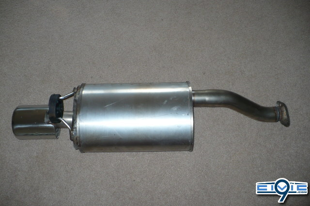 Here's The Results: Civic Axle Back Exhaust At Woreks.co