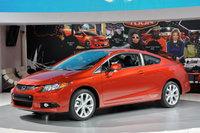 Highlight for album: 2012 Honda Civic Si New York Auto Show