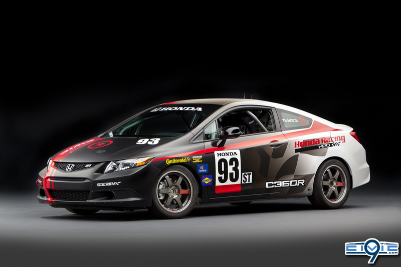 Honda Booth Wows Visitors At 2011 Sema Show 9th