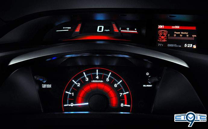 2012 honda civic si interior photos 9th generation honda. Black Bedroom Furniture Sets. Home Design Ideas