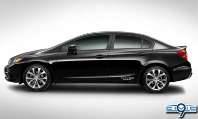 Captivating 2012 Honda Civic Si Sedan Specs