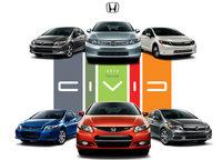Highlight for album: 2012 Honda Civic Brochure