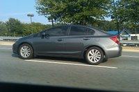 2012 Honda Civic Side