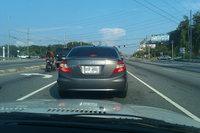 2012 Honda Civic Back