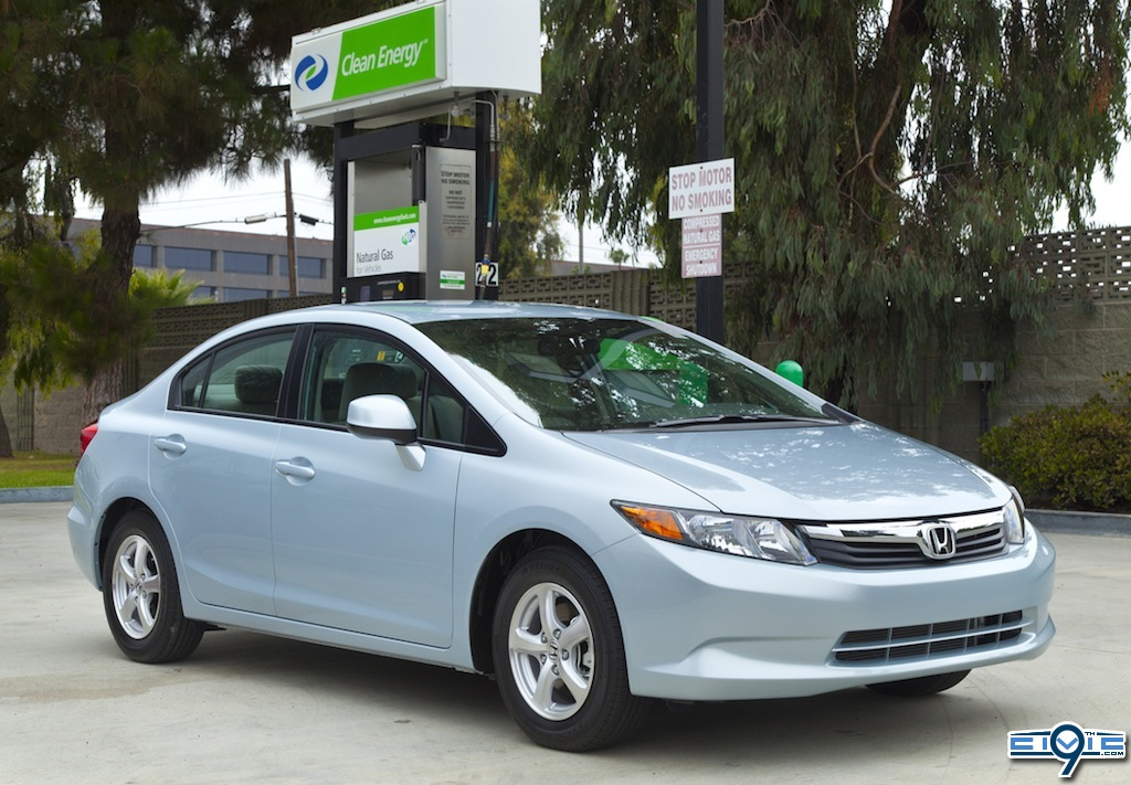 2012 Honda Civic Natural Gas Photo Gallery Of | Autos Post