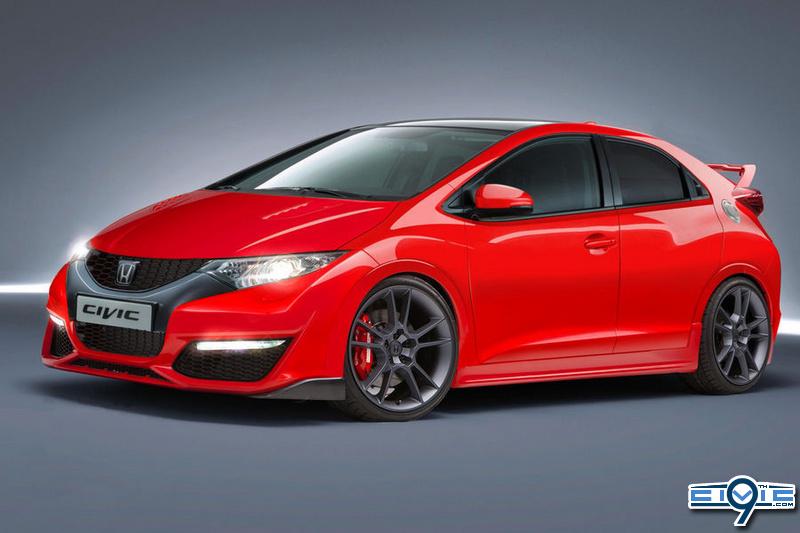 Honda civic type r is back 9th generation honda civic forum for Honda civic 9th gen