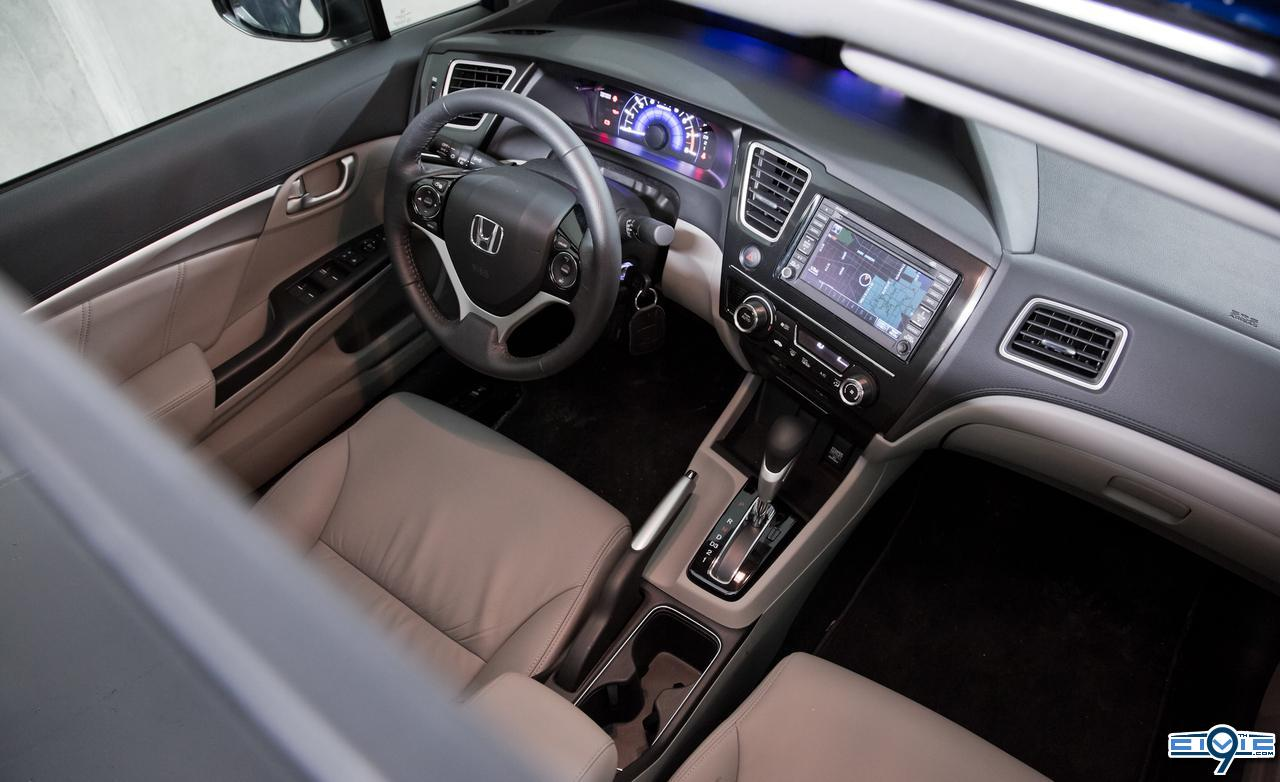 refreshed 2014 honda civic si coupe coming to 2013 sema. Black Bedroom Furniture Sets. Home Design Ideas