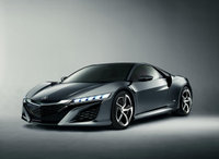 Highlight for album: Acura NSX Concept