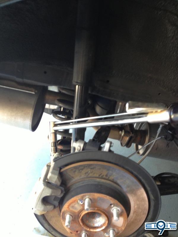 Diy Braided Brake Lines : Diy civic si braided steel brake lines and clutch