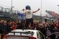 2012 Honda Civic BTCC