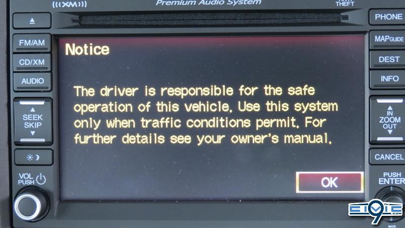 2012 honda civic firmware update