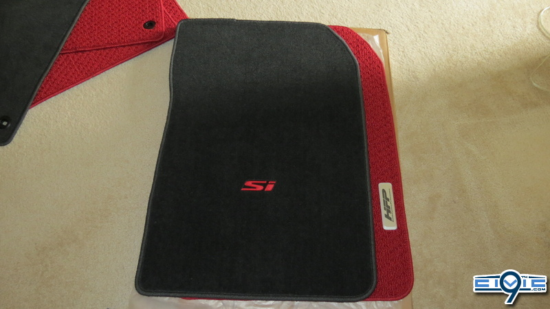 Genuine Honda Factory Performance Hfp Floor Mats A