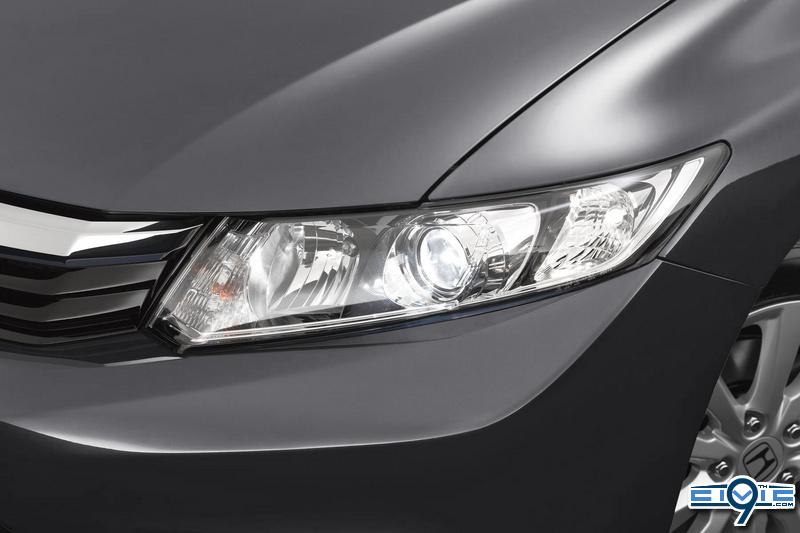 DIY - 2012+ Civic OEM Halogen Projector Headlights | 9th