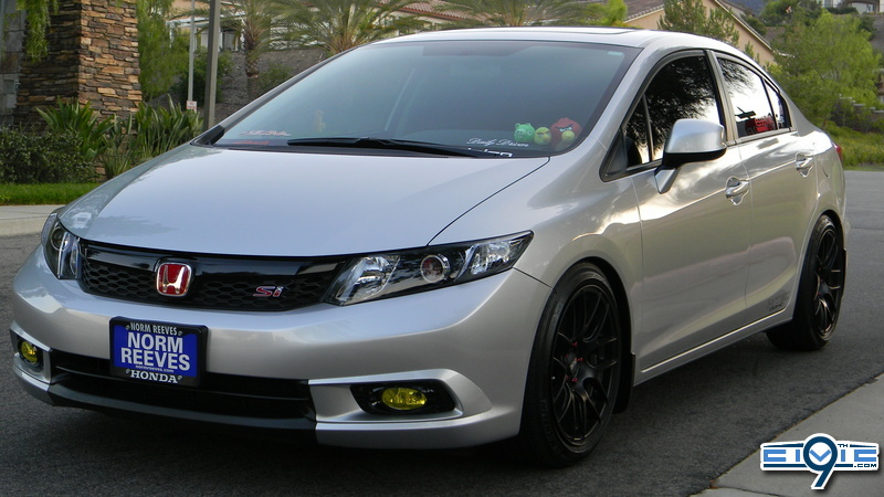 Arm Sized on Honda Civic Adjustable Front Camber Kit