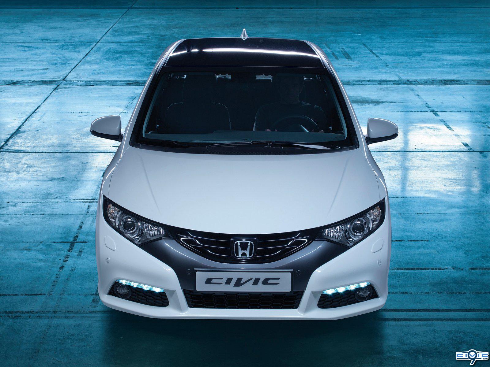 Автосалона компания Honda представила новое поколение хэтчбека Civ…