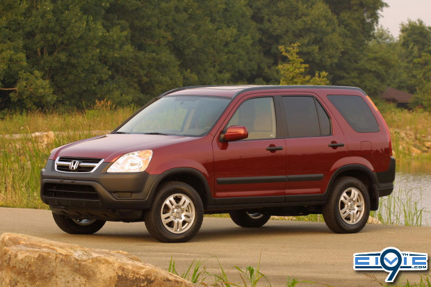 Honda Recalling 554 000 Cr