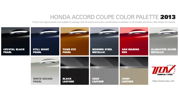 Honda Unveils 2013 Accord Coupe Concept At Naias Detroit Auto Show | 2017 - 2018 Best Car Reviews