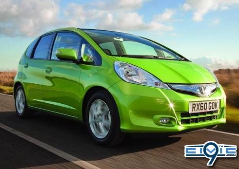 Honda Releases Green Jazz 1 3 I Vtec Hx Hybrid Cvt