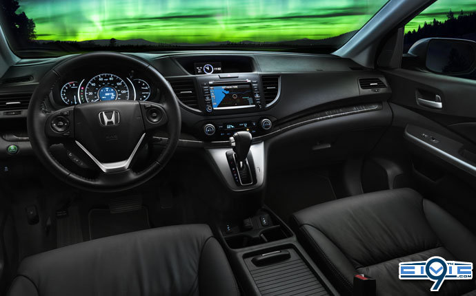 The All New 2012 Honda CR V, Which Was Recently Named A Finalist For 2012  North American Truck Of The Year, Is Set To Debut At U.S. Dealers  Nationwide Today ...