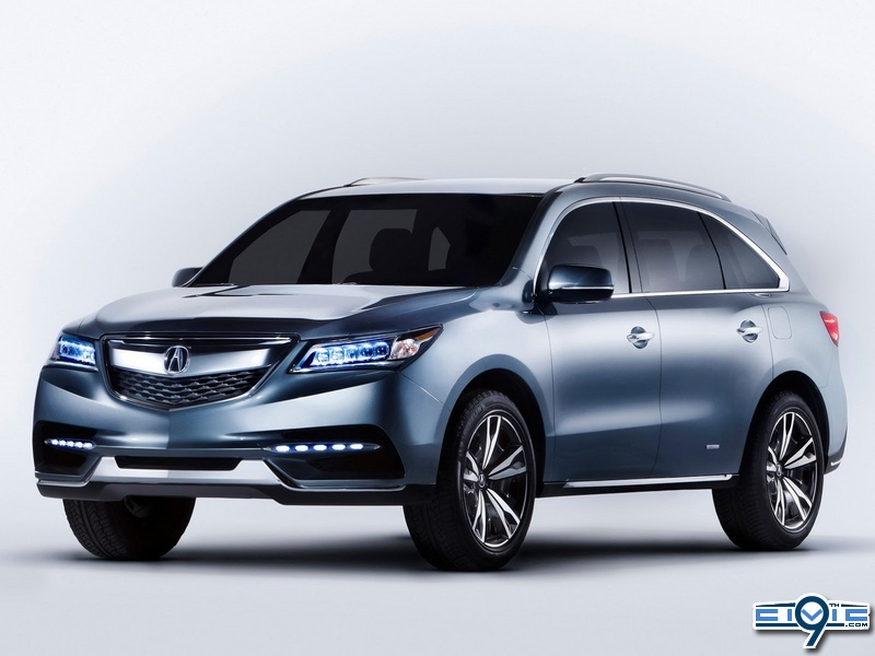 2014 acura mdx prototype photos 9th generation honda. Black Bedroom Furniture Sets. Home Design Ideas