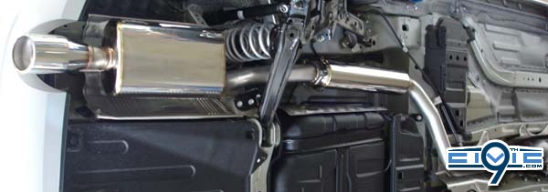 This Exhaust From Ct Engineering Formerly Ptech Usa Is Perfect For Civic Si Owners Who Want A Performance That Looks And Sounds Like Something: 2012 Civic Si Exhaust At Woreks.co