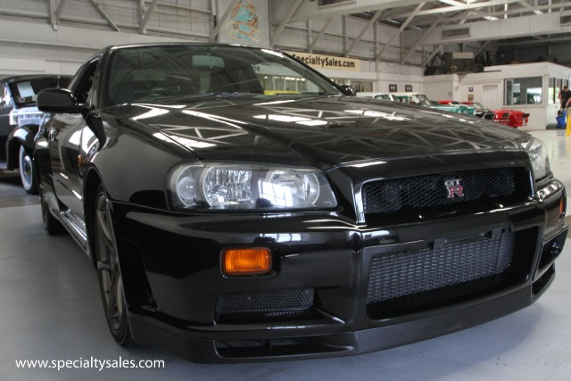 1999 Nissan Skyline For Sale With 56 Miles | 9th ...
