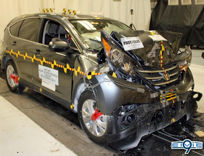 Cr v 4 gen crash test cr v club hondaspirit for Honda crv crash test