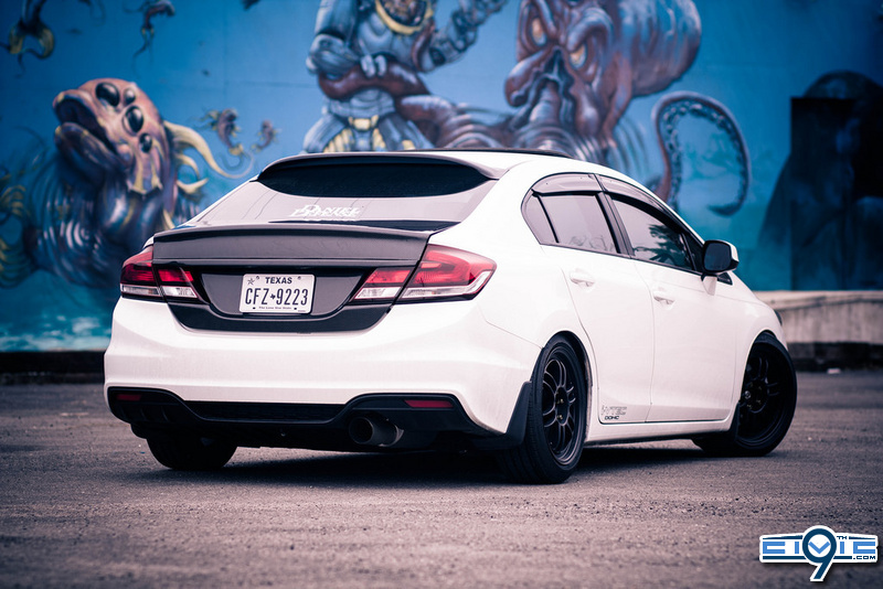 9thcivic Ride Of The Month April 2014 Winner 9th Generation Honda