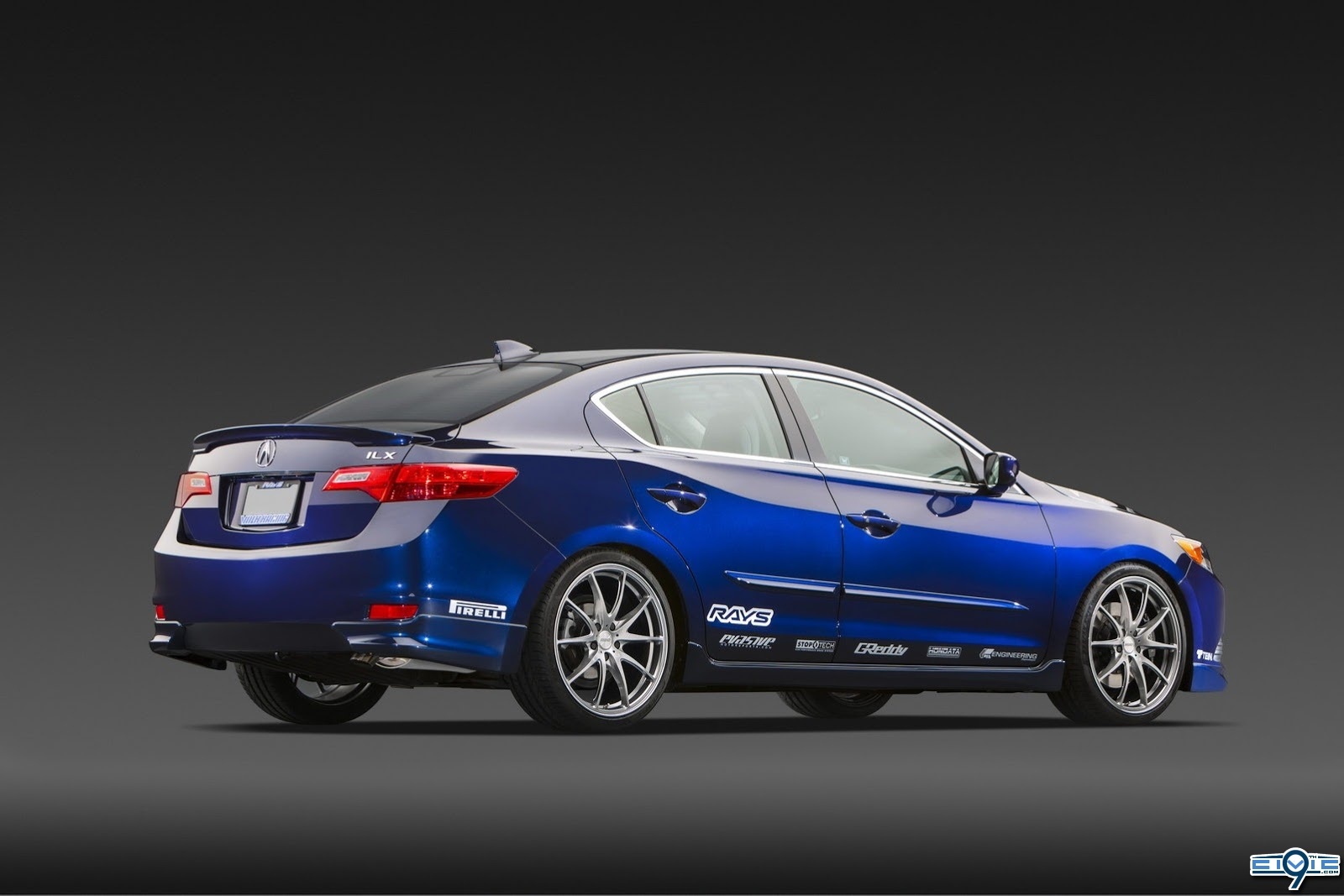 CT Supercharged Acura ILX At Shown Off At Sema Show   9th ...