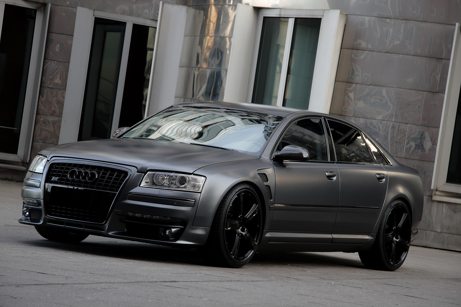 Anderson Germany Unveils The Venom Edition Audi A8 9th