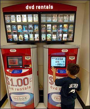 movie rental business blockbuster netflix and redbox