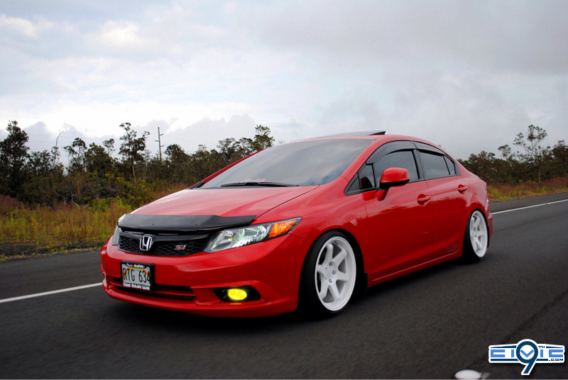 9thcivic Ride Of The Month January 2014 Voting 9th