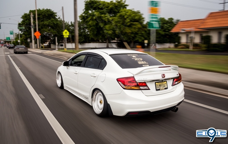 9thcivic.com Ride Of The Month August 2015 Winner | 9th Generation Honda Civic Forum