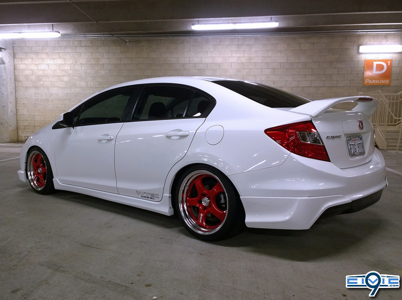 9thcivic Ride Of The Month January 2014 Winner 9th Generation
