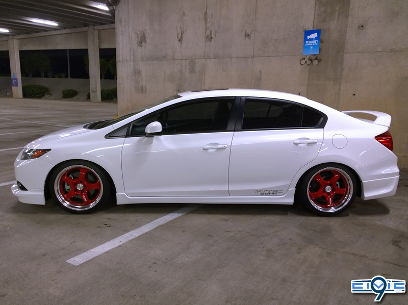 Honda Civic Si 2014 Sedan Jdm