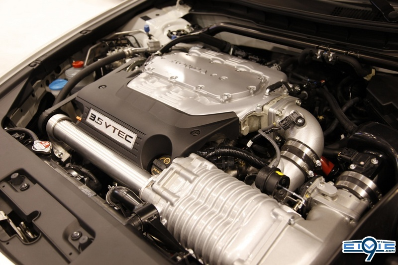 Honda Gauges Interest In 335hp Hfp Supercharged Accord